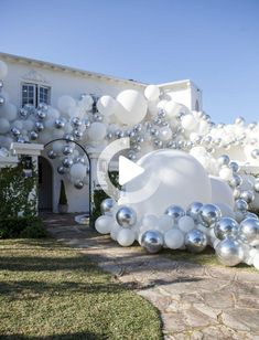 Event design, balloon styling, and brand activation for Pandora by Event Designer, Creative Director and Stylist Jason James Design. Wedding designer,… - Decoration For Home Birthday Balloon Decorations, Wedding Decorations, White Party Decorations, Diy Birthday, Birthday Parties, Birthday Ideas, Wedding Parties, Birthday Celebration, Happy Birthday
