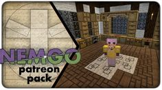 [Lets Play] NemGo Patreon Pack :: E07 - Chisel & Bits Business Plan