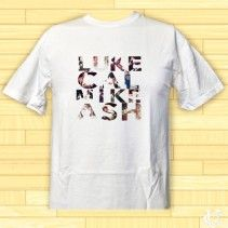 5 seconds of summer initial name T-Shirt