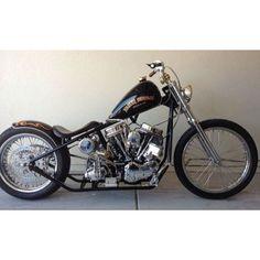 Sweet bike.