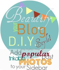 How-to for adding fav posts in blog sidebar from Living, Laughing and Loving