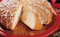 Almond Ring Coffee Cake Recipe - Details, Calories, Nutrition Information | RecipeOfHealth.com