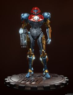 Metroid Tribute - Polycount Forum