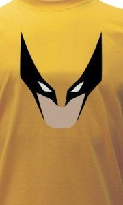 Camiseta Wolverine Face