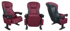 As one of the most professional commercial cinema seating manufacturers and suppliers in China, we bring here high quality movie theater chairs with good price. Welcome to buy commercial cinema seating for sale here from our factory. Movie Theater Chairs, Cinema Chairs, Movie Chairs, Cinema Seats, Home Theater Seating, Media Room Seating, Auditorium Seating, Cinema Movies, Chairs For Sale