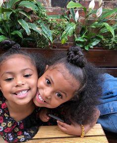 sister goals black kids & sister goals black _ sister goals black kids _ sister goals black and white Cute Black Babies, Beautiful Black Babies, Cute Twins, Cute Little Baby, Cute Baby Girl, Pretty Baby, Beautiful Children, Baby Love, Cute Babies