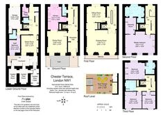 Browse a range of property to buy in Marylebone with Primelocation. See houses and flats from the top agents in Marylebone and get contact details for enquiries Architecture Plan, Drawing Room, Second Floor, Ground Floor, Property For Sale, Terrace, Master Bedroom, Floor Plans, Flooring