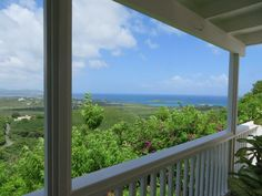 Amazing views of St. Croix!