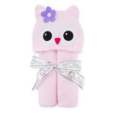 KAVKAS Baby Hooded Towel 100% Cotton Plush Baby Bath Towel Spring Kids Cartoon Baby Product