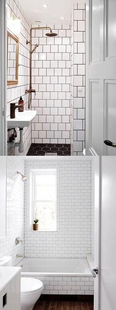 Don't dismiss your grout color choice as unimportant. It can effect your entire look!