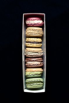 These are supposed to be the world's best macaroons… Pierre Hermé