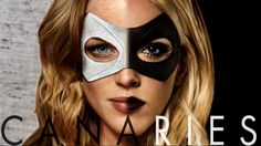 Arrow - Laurel Lance and Sara Lance -- White Canary and Black Canary