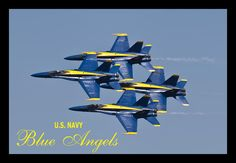 Blue Angels Art for Sale