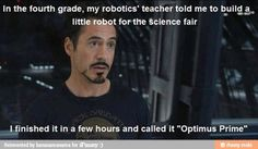 Robert Downey Jr. says...