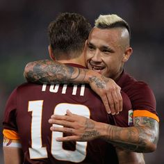 """Roger Federer is exceptional. But we have Francesco Totti who still plays at forty and for AS Roma, he's just as valuable as Federer.""  - Radja Nainggolan #fashion #style #stylish #love #me #cute #photooftheday #nails #hair #beauty #beautiful #design #model #dress #shoes #heels #styles #outfit #purse #jewelry #shopping #glam #cheerfriends #bestfriends #cheer #friends #indianapolis #cheerleader #allstarcheer #cheercomp  #sale #shop #onlineshopping #dance #cheers #cheerislife #beautyproducts…"