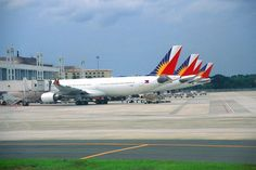 Direct flight from Manila via Philippine Airlines