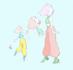 Pearl Appreciation Blog — bahramewe:   sofiasketch:   Pearls! ⭐︎  ...