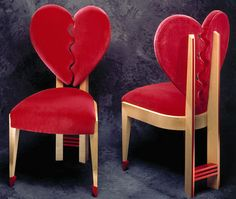 Love is in the CHAIR...