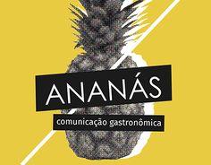 """Check out new work on my @Behance portfolio: """"Ananás Comunicação Gastronômica"""" http://be.net/gallery/58430071/Ananas-Comunicacao-Gastronomica"""