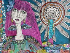 Lisa Swifka A Whimsical Bohemian