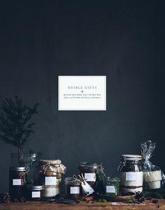 Call me cupcake: DIY - Edible gifts in jars