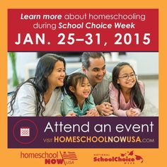 If you're new to homeschooling or are looking for more information, you can find a #scw event happening near you >>