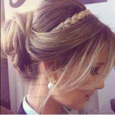 Look #hair