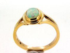 .Opal Dress Ring