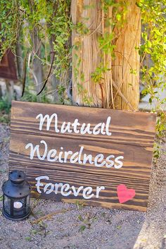 24 Most Popular Rustic Wedding Signs Ideas ❤ See more: http://www.weddingforward.com/rustic-wedding-signs/ #weddings #decorations