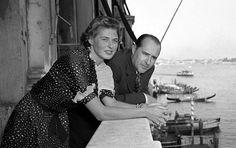 """Lettres d'Ingrid Bergman et de Roberto Rossellini : """"Je suis prête à venir faire un film avec vous."""" - Des Lettres"""