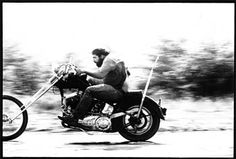 Motorcycle Diary  Doug Barber captured old-school biker life through his camera's lens