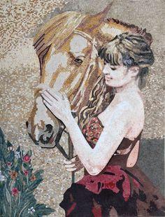Figurative | Serendipity Mosaics - Mosaic Art, Mosaic Murals and Custom Mosaics