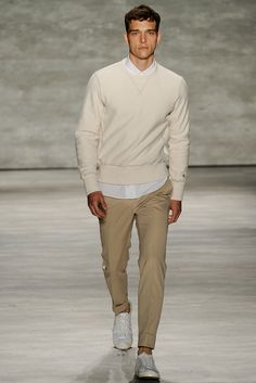 Todd Snyder Spring 2015 Menswear Fashion Show