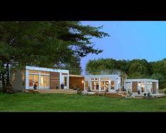 Blu Homes.  green pre-fab pods. by brandi