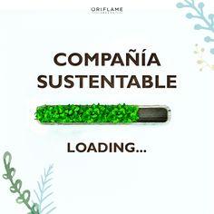 #EcoOriflame ¡Nuestro plan es seguir esforzándonos por ser una compañía exitosa y enfocada en cooperar para vivir en un planeta más sustentable!