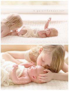 Newborn Baby Photography   Soft, Indoor, Natural Light   Paint the Moon Photoshop Actions