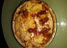 Crumble tomate chèvre léger - Etape 1 : Préchauffer le four à 180°C (thermostat 6). Etape 2 : Mettre dans le robot le beurrre et le fromage coupés ...