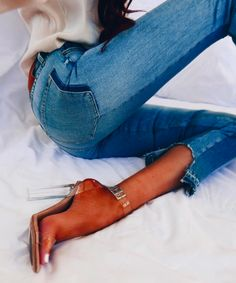 frame denim x tony bianco heels