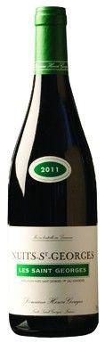 50 best wines of 2013, Domaine Henri Gouges Les St-Georges Nuits-St-Georges 1er Cru Burgundy France 2011