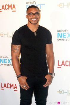 Tyler Lepley - New eye candy! Fine Black Men, Gorgeous Black Men, Cute Black Guys, Just Beautiful Men, Handsome Black Men, Fine Men, Black Man, Handsome Man, Beautiful Smile