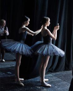 Back stage 40-Year Anniversary of Boris Eifman Ballet Theater, Alexandrinsky Theater, Saint Petersburg, Russia - © World of Ballet