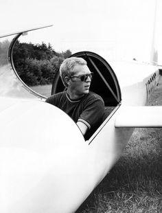 voxsart:  1968. Steve McQueen.