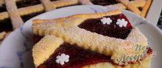Recept Rychlý linecký koláček s marmeládou French Toast, Breakfast, Food, Sheet Pan, Sheet Cakes, Home Made, Food Food, Morning Coffee, Essen