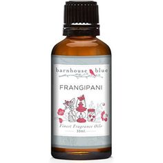 Barnhouse Blue - Frangipani - Premium Grade Fragrance Oil ... (30ml) #hinduweddings
