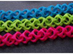 Cubichain bracelet