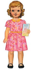 fairy tale dress sewing pattern - available in print or digital forms from oliver +s