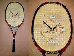 Cosas que se pueden hacer con raquetas de tenis