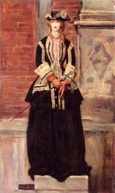 Charlie is my Darling (Sir John Everett Millais - )