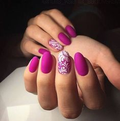Best Nail Art Trends and Colors 2018