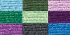 Embroidery - DMC Floss/500-598